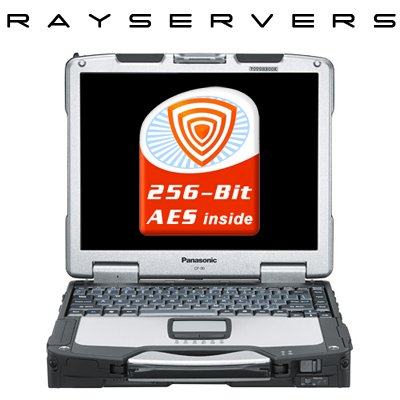 Rayservers Truledger Crypto Toughbook